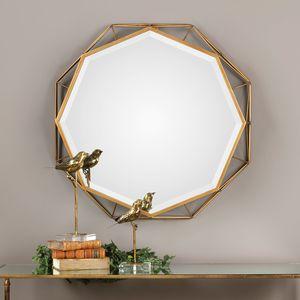 Thumbnail of Uttermost Company - Mekhi Octagonal Mirror