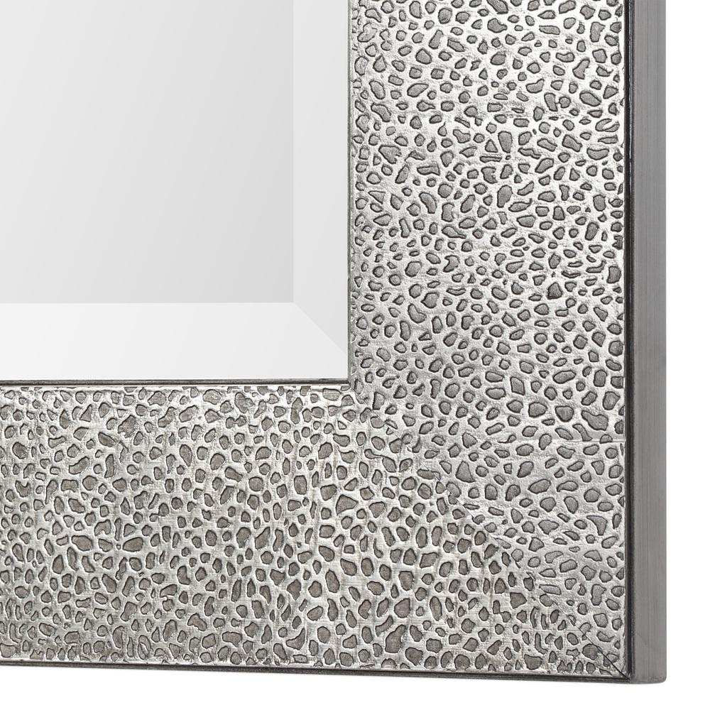 Uttermost Company - Tulare Metallic Silver Mirror