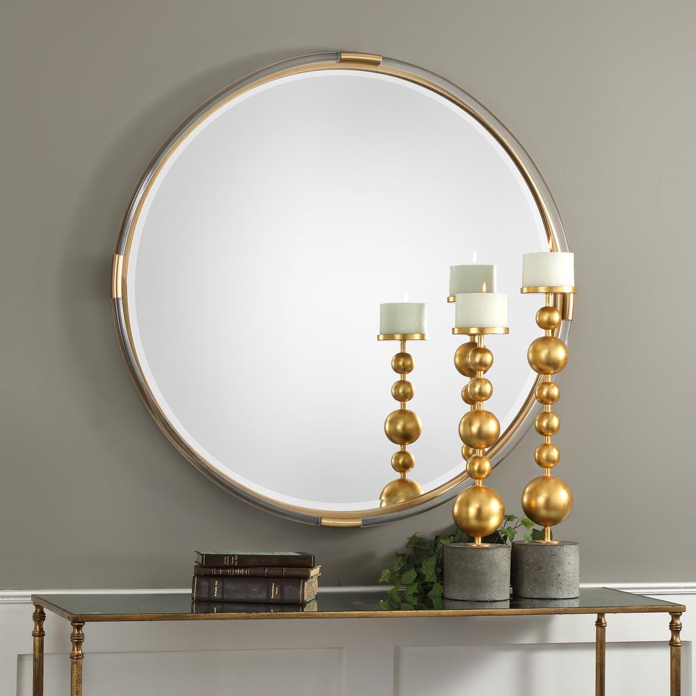 Uttermost Company - Mackai Round Mirror