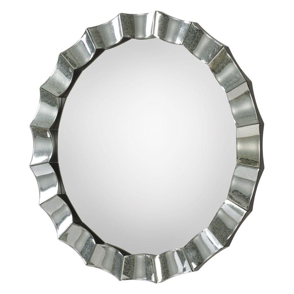 Uttermost Company - Sabino Round Mirror