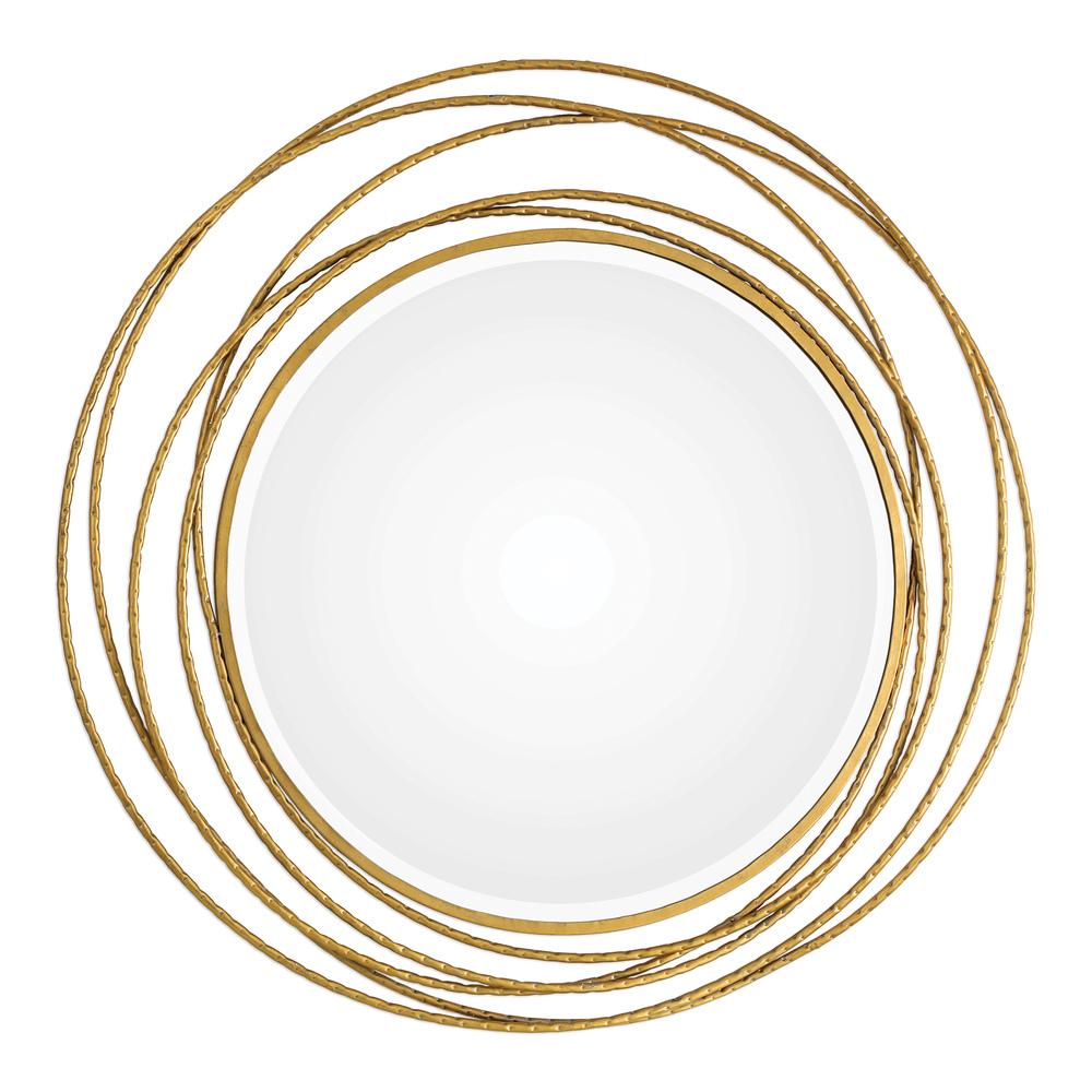 Uttermost Company - Whirlwind Round Mirror