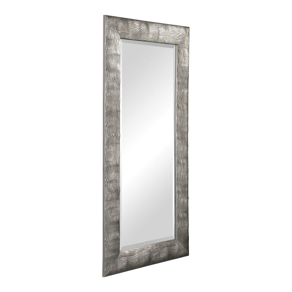 Uttermost Company - Maeona Metallic Silver Mirror