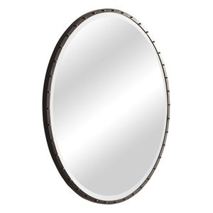 Thumbnail of Uttermost Company - Benedo Round Mirror