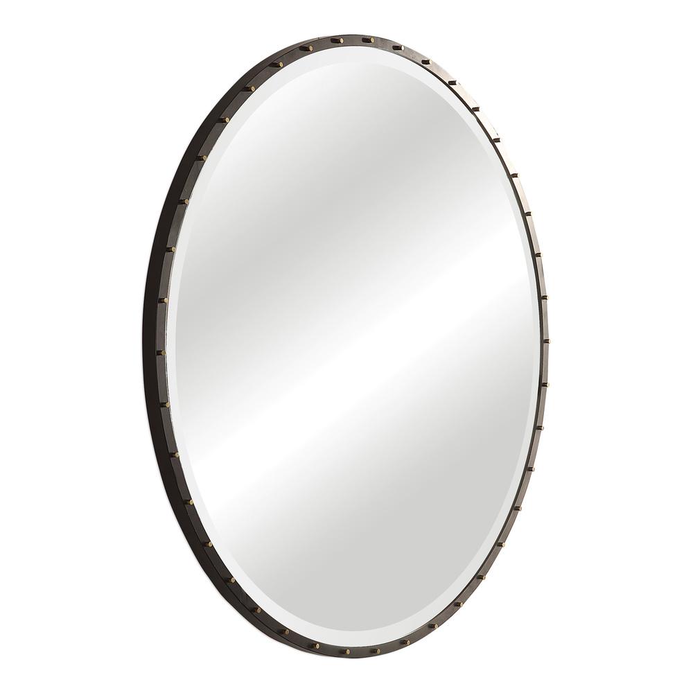 Uttermost Company - Benedo Round Mirror