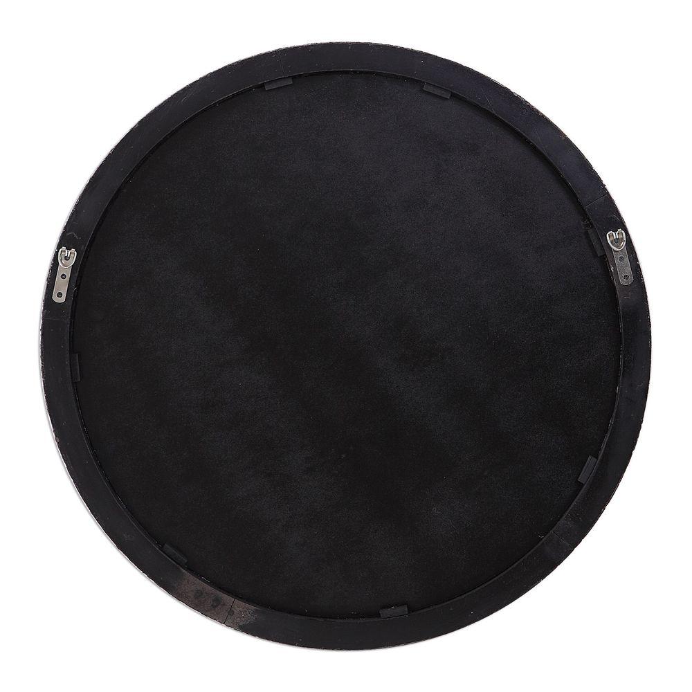 Uttermost Company - Wayde Round Mirror