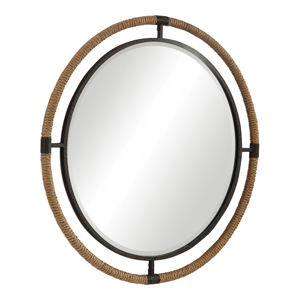 Uttermost Company - Melville Round Mirror
