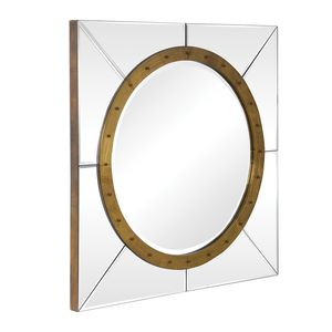 Thumbnail of Uttermost Company - Maya Square Mirror