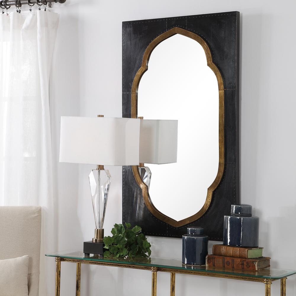 Uttermost Company - Shanti Mirror