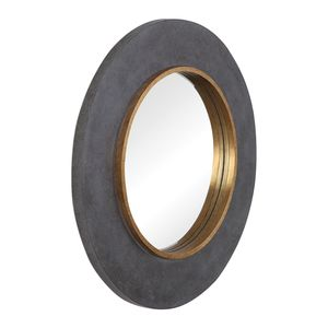 Thumbnail of Uttermost Company - Saul Round Mirror