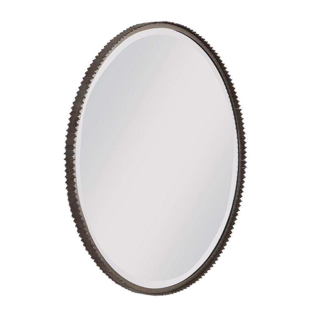 Uttermost Company - Ada Round Mirror