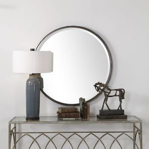 Thumbnail of Uttermost Company - Ada Round Mirror