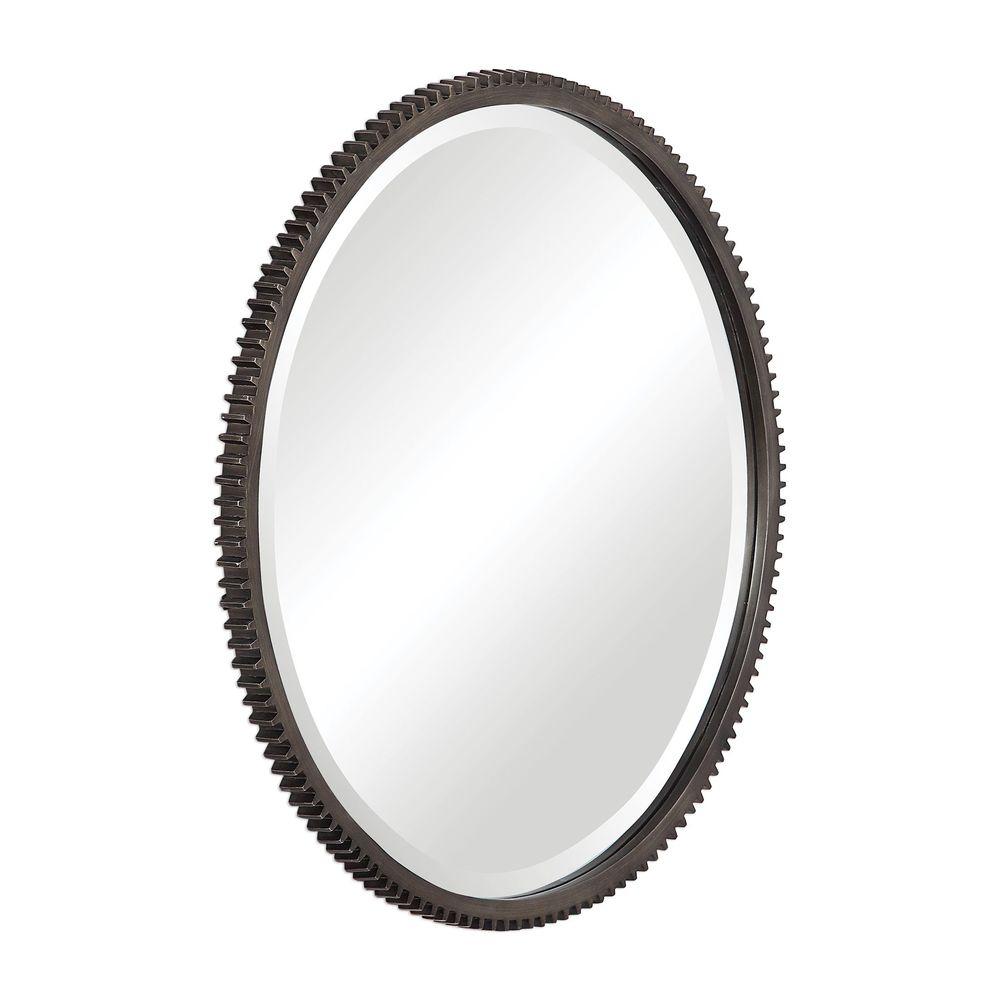 Uttermost Company - Werner Round Mirror
