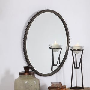 Thumbnail of Uttermost Company - Werner Round Mirror
