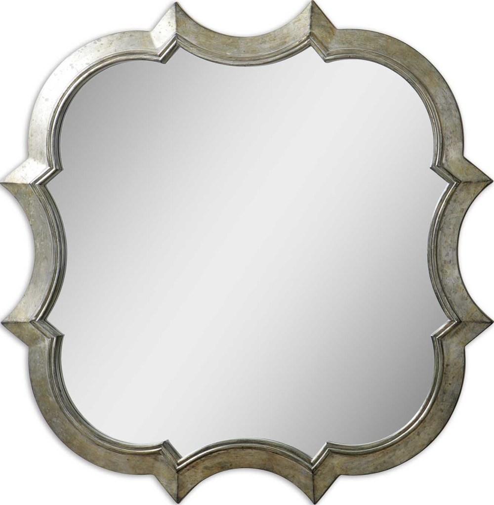 Uttermost Company - Farista Quatrefoil Mirror