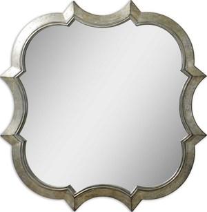 Thumbnail of Uttermost Company - Farista Quatrefoil Mirror