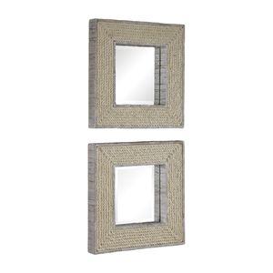 Thumbnail of Uttermost Company - Cambay Square Mirrors, Set/2