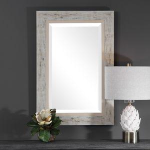 Thumbnail of Uttermost Company - Branbury Rustic Light Wood Mirror