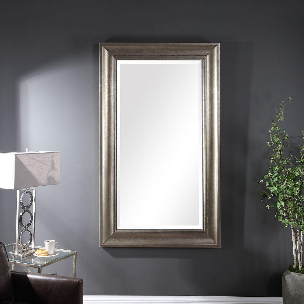 Uttermost Company - Palia Silver Leaf Wall Mirror