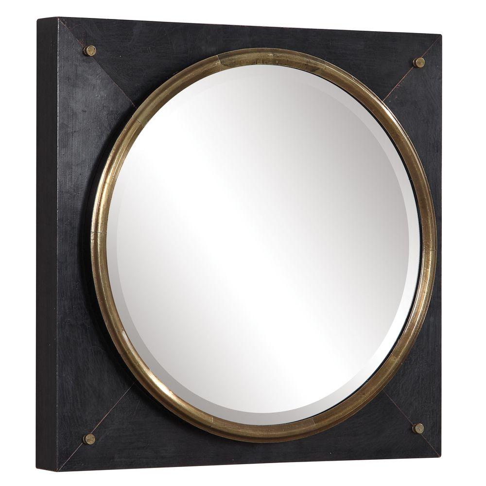 Uttermost Company - Tobiah Square Mirror