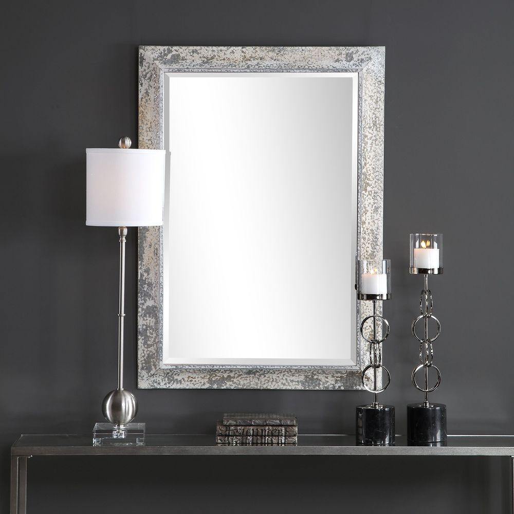 Uttermost Company - Raffi Mirror
