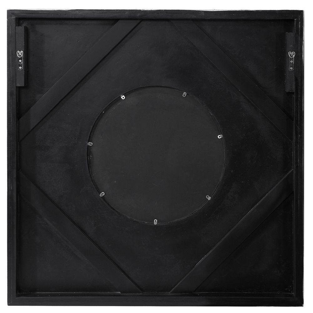 Uttermost Company - Huntington Light Gray Square Mirror