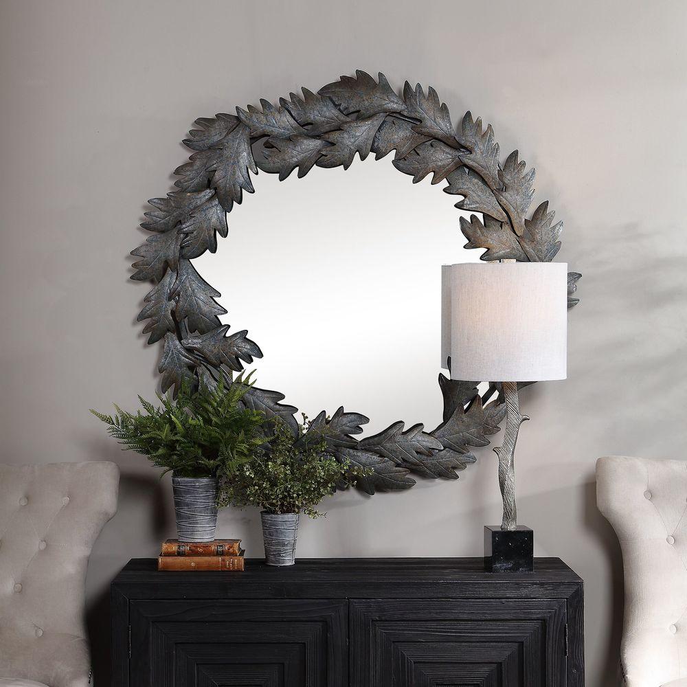 Uttermost Company - Zandra Round Mirror
