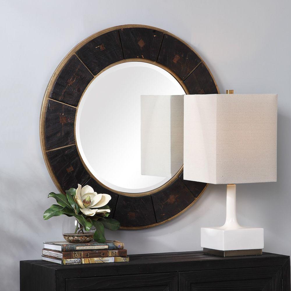 Uttermost Company - Kerensa Round Mirror