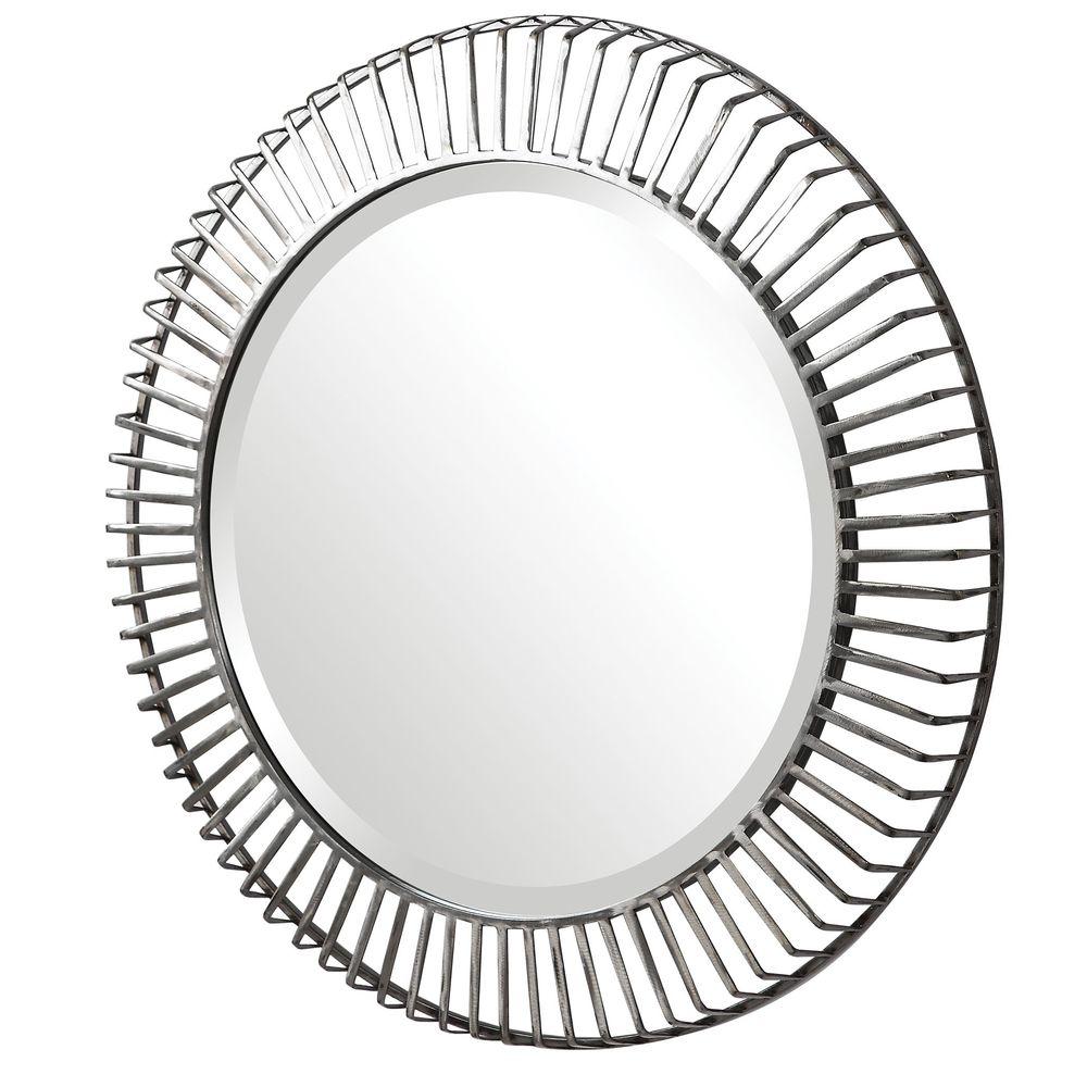Uttermost Company - Schwartz Round Mirror