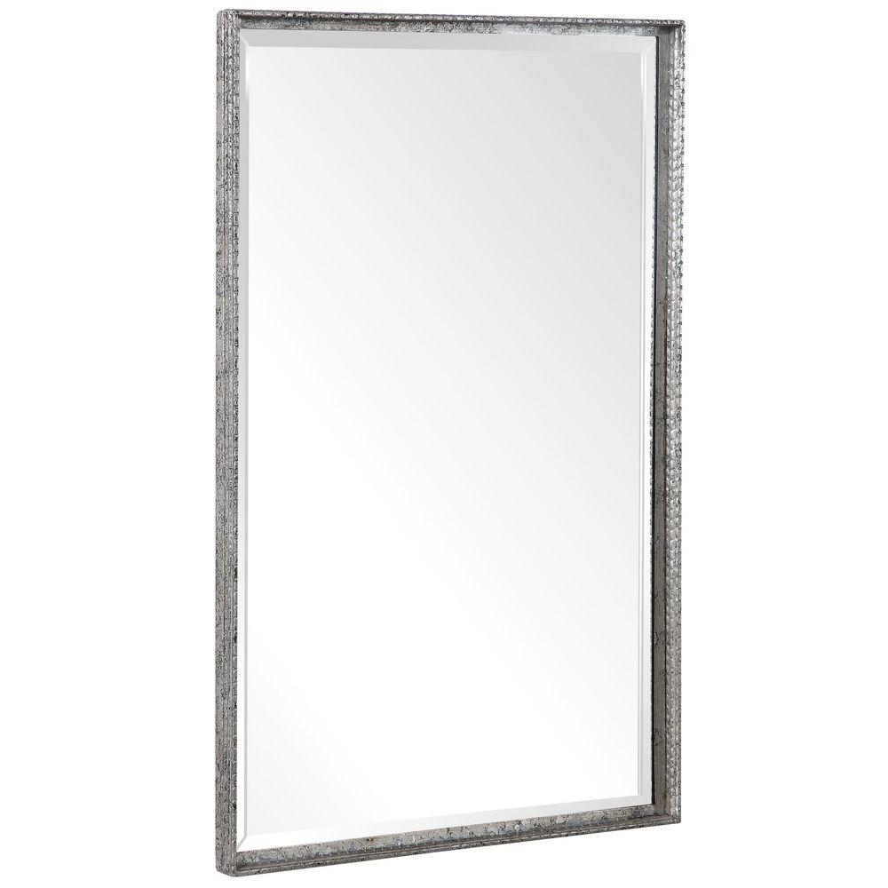 Uttermost Company - Callan Silver Vanity Mirror