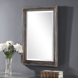 Thumbnail of Uttermost Company - Gulliver Distressed Blue Vanity Mirror