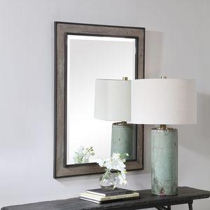 Thumbnail of Uttermost Company - Slater Rectangular Mirror