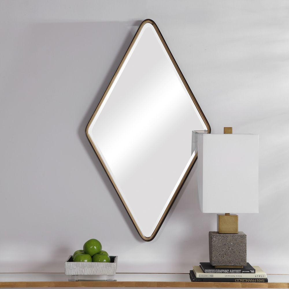 Uttermost Company - Crofton Diamond Mirror