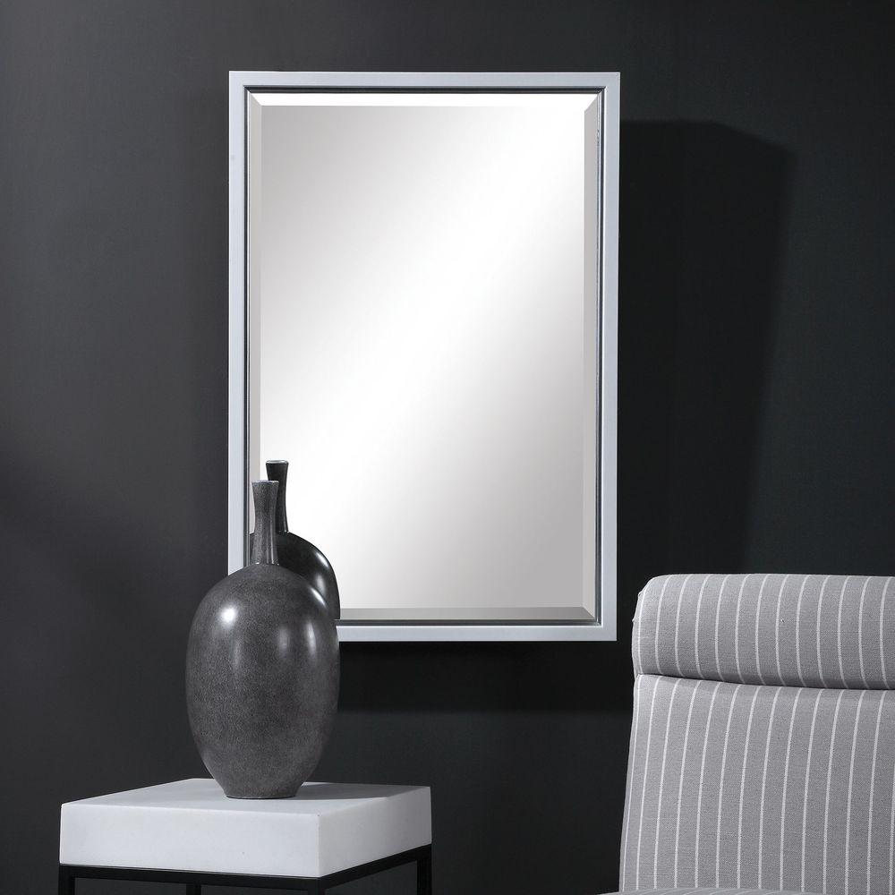 Uttermost Company - Barnaby White Vanity Mirror