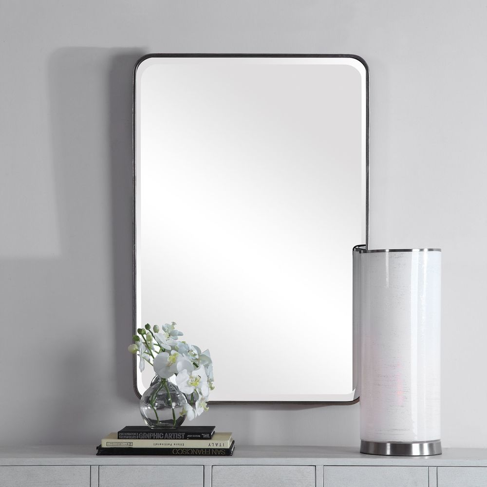 Uttermost Company - Aramis Silver Mirror