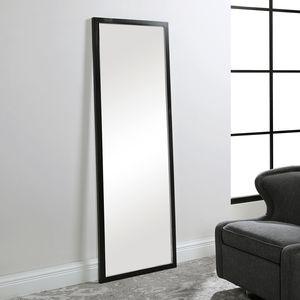 Thumbnail of Uttermost Company - Avri Oversized Dark Wood Mirror