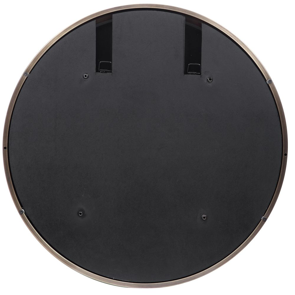 Uttermost Company - Coulson Modern Round Mirror