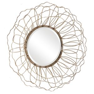 Thumbnail of Uttermost Company - Rosie Round Mirror