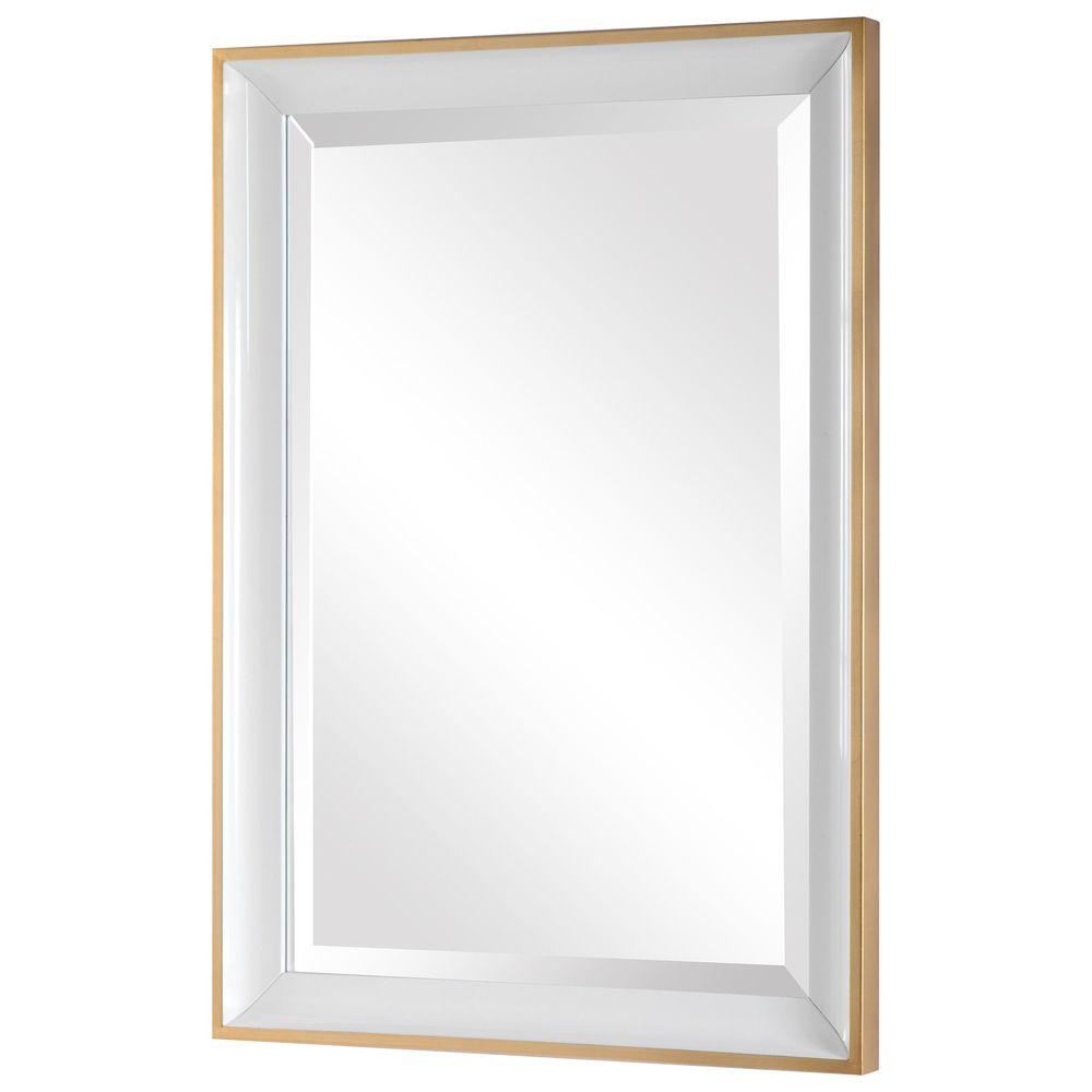 Uttermost Company - Gema White Mirror
