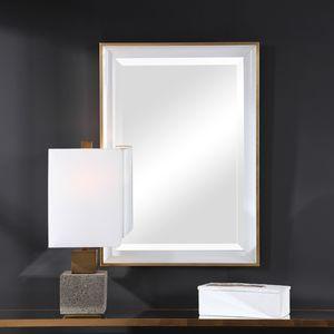 Thumbnail of Uttermost Company - Gema White Mirror