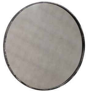 Thumbnail of Uttermost Company - Argand Industrial Round Mirror