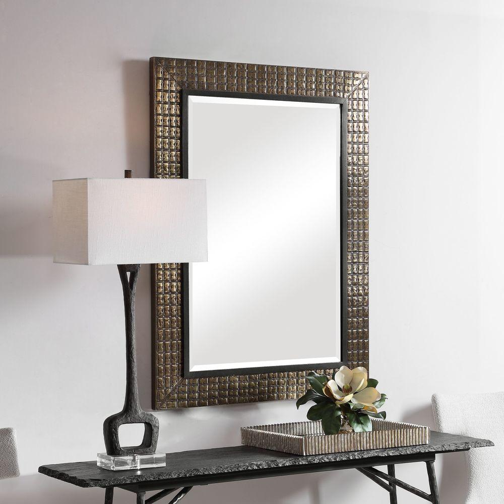 Uttermost Company - Palo Brass Mirror