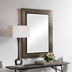 Thumbnail of Uttermost Company - Palo Brass Mirror