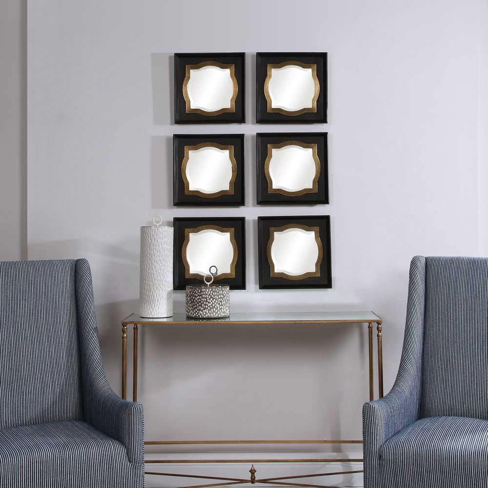 Uttermost Company - Anisah Moroccan Mirrors, Set/2