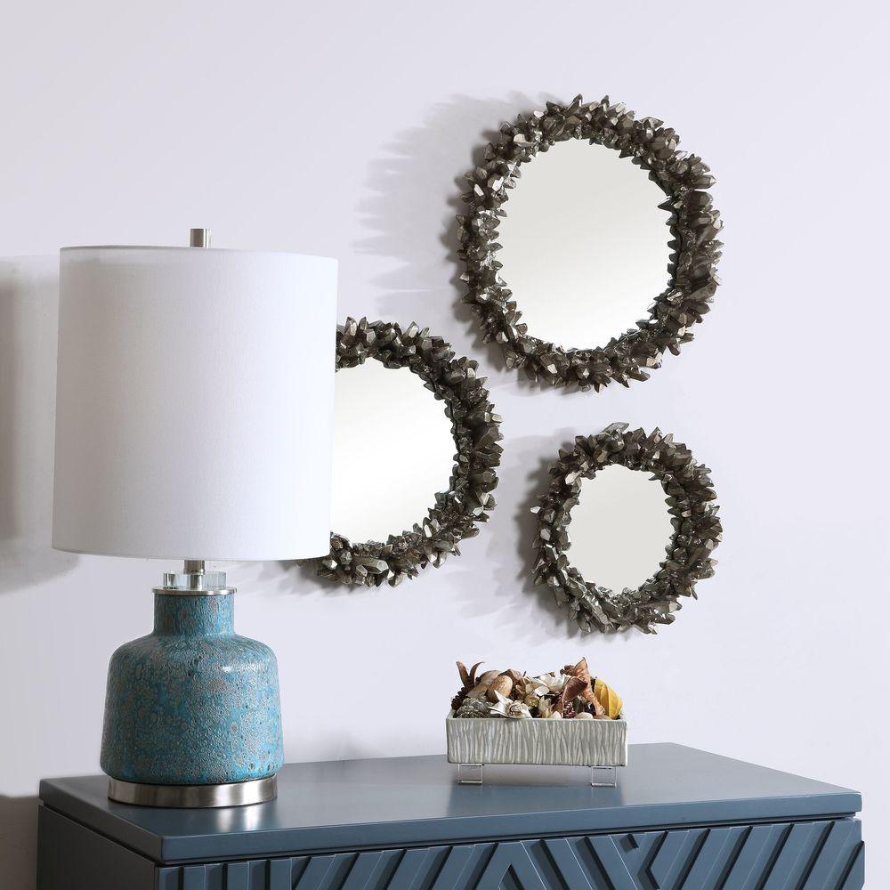 Uttermost Company - Galena Round Mirrors, Set/3