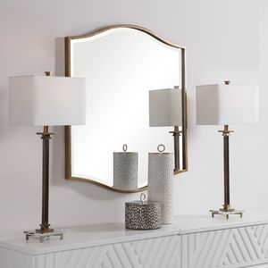 Thumbnail of Uttermost Company - Cerise Gold Mirror