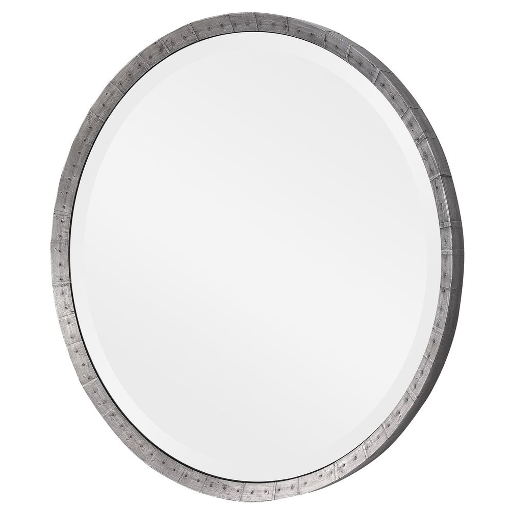 Uttermost Company - Bartow Round Mirror
