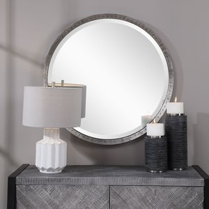 Thumbnail of Uttermost Company - Bartow Round Mirror