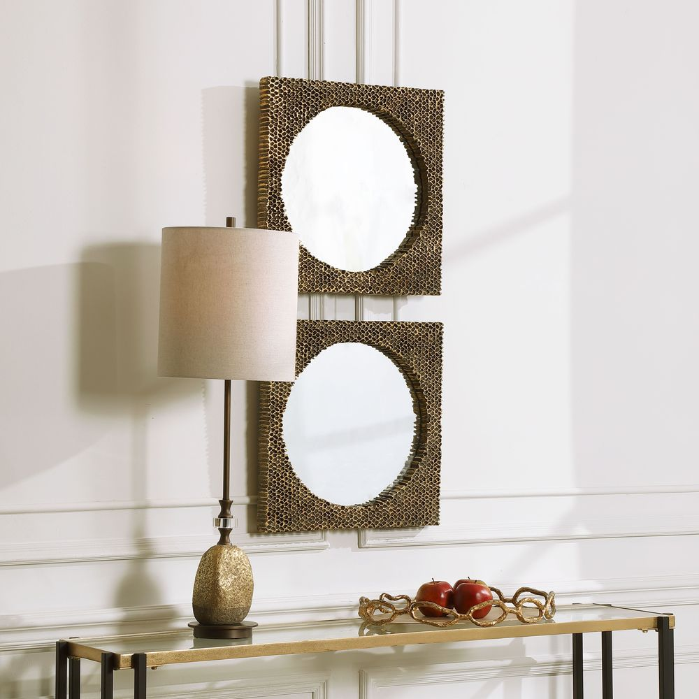 Uttermost Company - The Hive Mirror, Set/2