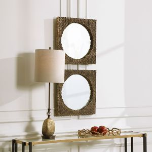 Thumbnail of Uttermost Company - The Hive Mirror, Set/2