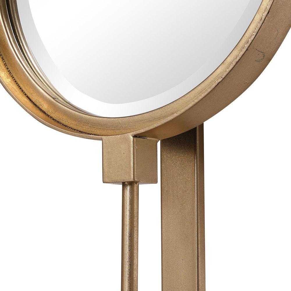 Uttermost Company - Button Mirror